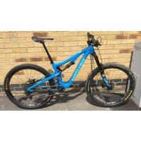 2nd Hand Santa Cruz 5010 CC X01 27.5 Mountain Bike 2016 Small Blue