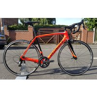 2nd Hand Specialized Tarmac Comp Road Bike 2017 56cm Red/Black