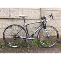 2nd Hand Trek Madone 3.1 Womens Road Bike 2014 52cm Blue/White