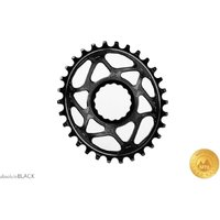 Absolute Black Oval Cinch Chainring
