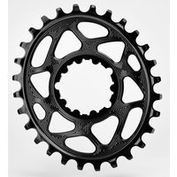 Absolute Black Boost 148 Direct Mount Oval Chainring Black