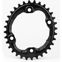 Absolute Black M8000/MT700 Oval Chainring 32T