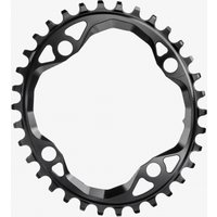 Absolute Black MTB Oval 104 BCD Chainring Black 32T