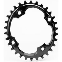 Absolute Black Oval 94BCD Sram Chainring Black