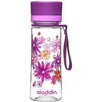 Aladdin Aveo Clear Tritan Water Bottle 350ml Purple