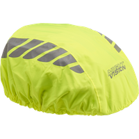 Altura Waterproof Helmet Cover Yellow