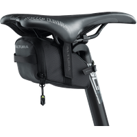 Altura Night Vision Road Saddle Bag Small Black
