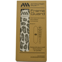All Mountain Style Honeycomb Frame Protection Kit Cheetah