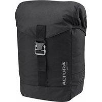 Altura Arran 2 16L Pannier Bag Black