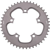 BBB BCR-37 10 Speed Compactgear Shimano Chainring Silver