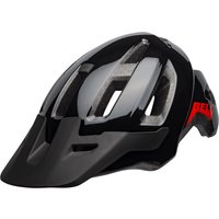 Bell Nomad MTB Helmet Black/Crimson