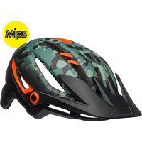 Bell Sixer Mips Mtb Helmet Oak Matt Black/green