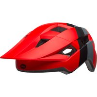 Bell Spark Junior Youth Helmet Crimson/Black