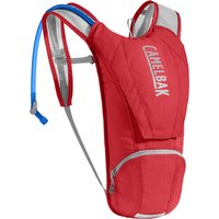 Camelbak Classic 2.5L Hydration Pack Red/Silver