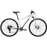 Cannondale Althea 1 Womens Hybrid Bike 2018 White-Black