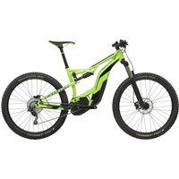 Cannondale Moterra 3 27.5 Plus Electric Bike 2017 Green/Black