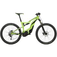 Cannondale Moterra 3 27+ Electric Bike 2018 Green