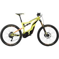 Cannondale Moterra LT 1 27.5 Electric Bike 2018 Yellow/Black