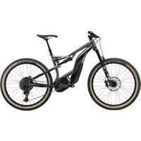 Cannondale Moterra SE 27.5+ Electric Bike 2018 Grey