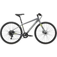 Cannondale Quick 2 Disc Womens Hybrid Bike 2018 Grey