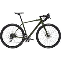 Cannondale Topstone Sora Gravel Bike 2019 Vulcan Green