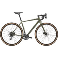 Cannondale Topstone Sora Gravel Bike 2020 Green