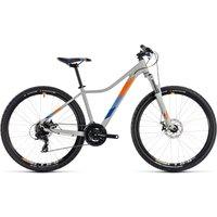 Cube Access Womens Mountain Bike 2018 Grey/Orange