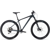 Cube Reaction TM 27.5 Hardtail Mountain Bike 2018 Grey-Black