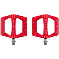 Cube Race CMPT Flat Pedals Red