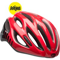 Bell Draft Mips Road Bike Helmet Gloss Hibiscus/Black