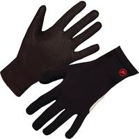 Endura Gripper Fleece Gloves Black
