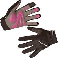 Endura Hummvee Plus Womens Gloves Black