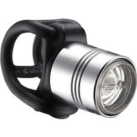 Lezyne Femto Drive LED Front Bike Light Silver