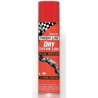 Finish Line Teflon Plus Dry Lube 500ml Aerosol Bottle