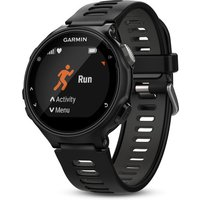 garmin forunner 735xt sports watch black