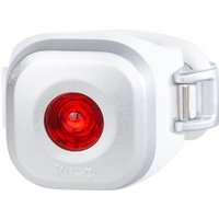 Knog Blinder Mini Dot Rear Light Silver