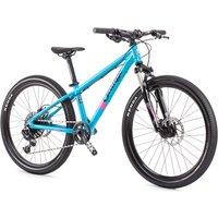 Orange Zest 24 Kids Mountain Bike 2018 Cyan Blue