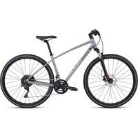 Specialized Ariel Elite Womens Hybrid Bike 2019 Grey-Pink