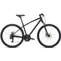 Specialized Ariel Mechanical Disc Brake Womens Hybrid Bike 2018 Black
