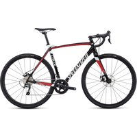 Specialized CruX E5 Cyclocross Bike 2018 Black-Red-White