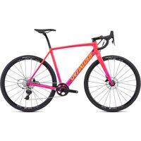 Specialized CruX Elite Cyclocross Bike 2019 Acid Pink/Acid Purple