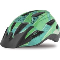 Specialized Shuffle Child LED Helmet Mint Spiral