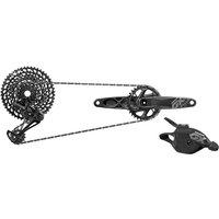 SRAM GX Eagle 12 Speed GXP Groupset 32T Black