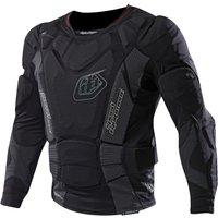 Troy Lee Designs Protective LS Shirt Black