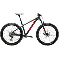 Trek Roscoe 7 27.5 Plus Hardtail Mountain Bike 2019 Matte Trek Black