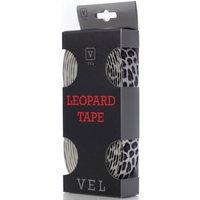 Vel Leopard Bar Tape Brown