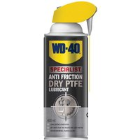 WD-40 Specialist Anti-Friction Dry PTFE Lube 250ml Bottle