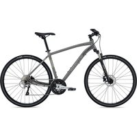 Whyte Caledonian Hybrid Bike 2019 Grey