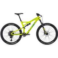 Whyte T130 C RS 27.5 Mountain Bike 2018 Lime/Eucalyptus