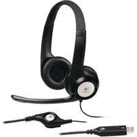 Logitech Headset Clearchat Comfort USB